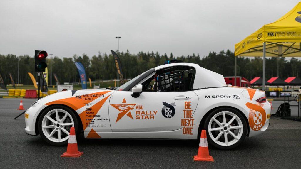 Polskie eliminacje FIA Rally Star