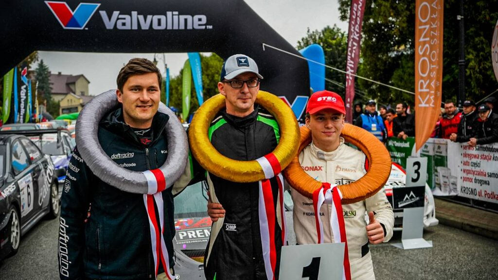 GSMP 2021: Daniel Stawiarski wygrywa wyścig i zostaje Mistrzem Polski