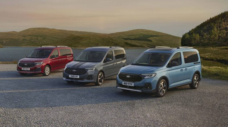 Nowy Ford Tourneo 2022