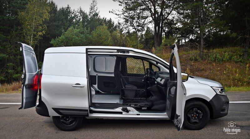 Renault Kangoo Van Open Sesame 2021