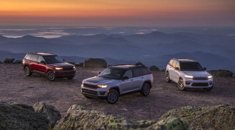 Nowy Jeep Grand Cherokee - premiera