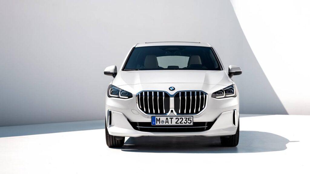 Nowe BMW Serii 2 Active Tourer