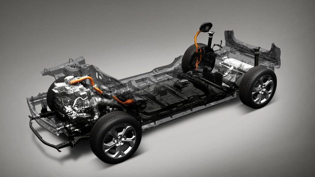 Nowe SUV-y Mazdy już w 2022 roku