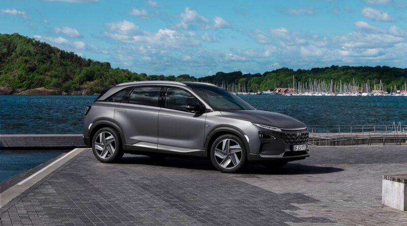 Wodorowy Hyundai NEXO