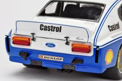 Ford Capri RS 3100 Klaus Ludwig 1975 DRM Hockenheim 1:18 Minichamps