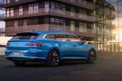 Facelifting VW Arteon i nowy Arteon Shooting Brake